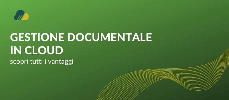 gestione documentale in cloud