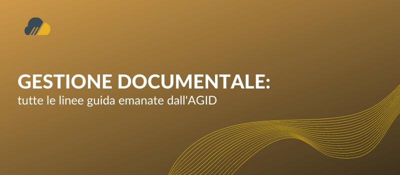 gestione documentale: AGID