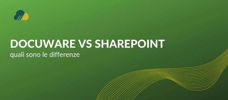 docuware vs sharepoint